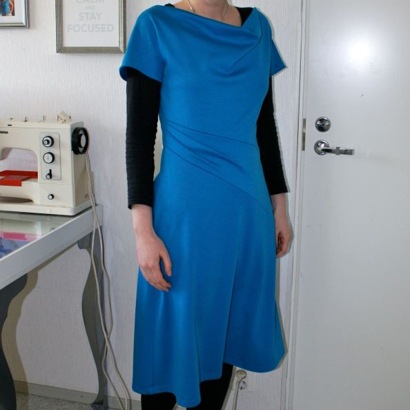 Eva Dress II - The way I wear it for loungeing