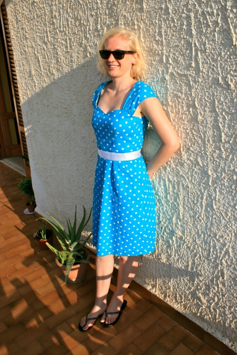 Sewaholic Cambie Dress - Too tight!